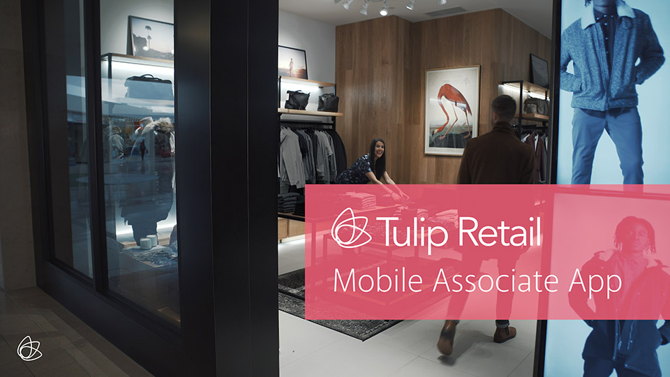 Tulip Retail App Promo