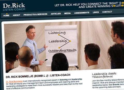 Dr Rick Listen-Coach