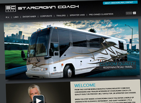 Starcrown Coach