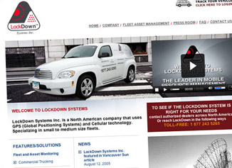 LockDown Systems Web