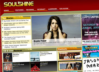 Soul Shine Magazine Web